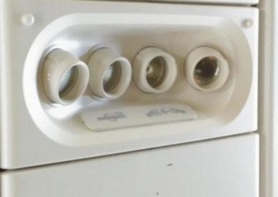 Panel Aeronautica. Impresión 3D