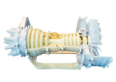 Aeronautica. Impresión 3D