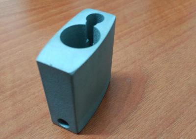 Candado IFAM inox Impresión 3D