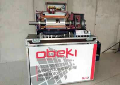 Maqueta Obeki definitiva Impresión 3D