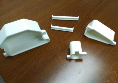 Protectores Will-e Impresión 3D