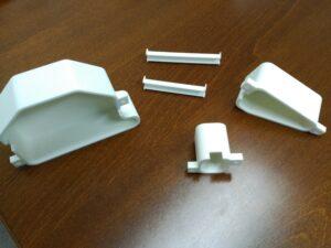 Impresión 3D con tecnología SLS
