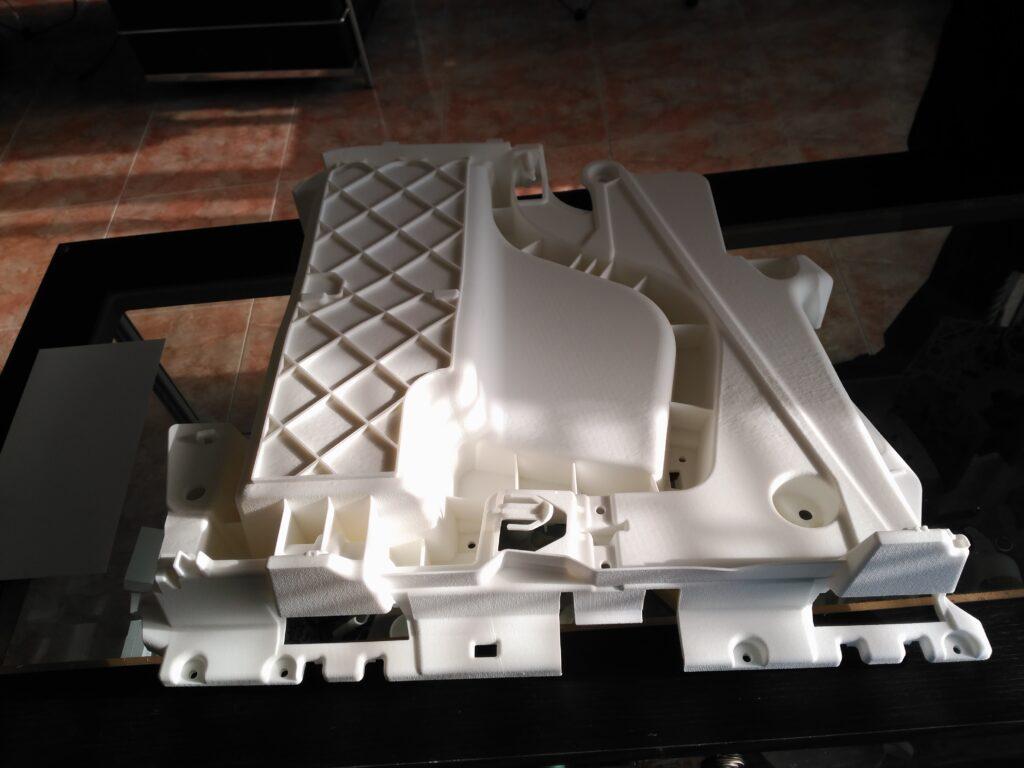 Impresión 3D automoción Megatech